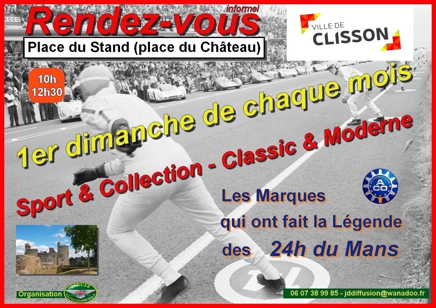 flyer clisson